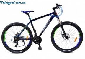27.5 SPARTO SIRIUS black-blue-gren - 1264