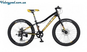 24 JUNIOR black yellow - 1352